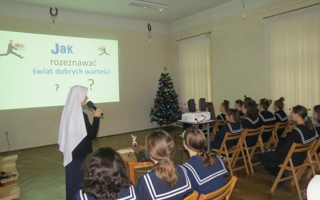 Spotkanie z s. Bartłomieją