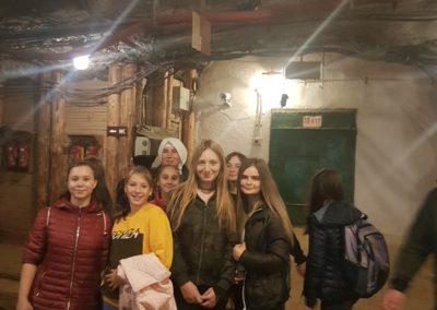 2019.09.25 - kopalnia Soli, Bochnia - 1
