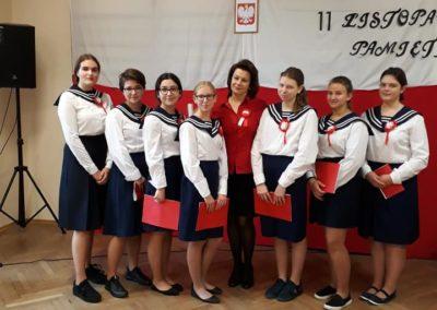 2019.11.11 - Akademia 101 rocznica Odzyskania Niepodległości - 1