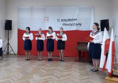 2019.11.11 - Akademia 101 rocznica Odzyskania Niepodległości - 6