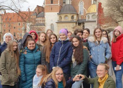 2019.11.21 - wycieczka do Krakowa - 1