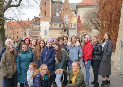 2019.11.21 - wycieczka do Krakowa - 2
